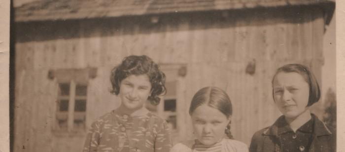 Babička a její židovské kamarádky